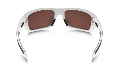 Oakley Okulary TURBINE XS Polished White / Prizm Deep Water Polarized OJ9003-07