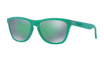 c6c0f416655 ... Oakley Sunglasses FROGSKINS Gamma Green Prizm Jade Iridium OO9013-C6 ...