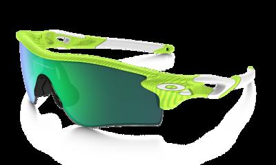 93cc3cd1da Oakley Sunglasses RADARLOCK PATH Fingerprint Retina Burn Jade Iridium   Black  Iridium OO9181-47