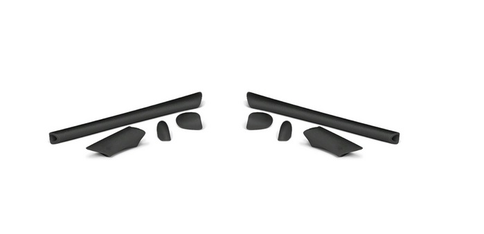 Oakley HALF JACKET Frame Accessory Kits Black 06-200