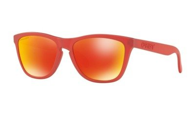 71a61db65ba ... Oakley Sunglasses FROGSKINS IR Red Prizm rubby iridium OO9013-C8 ...