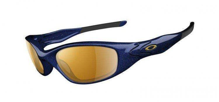 Oakley Okulary MINUTE 2.0 Midnight Blue/Gold Iridium 04-517