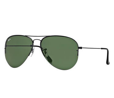 Ray-Ban Okulary AVIATOR FLIP OUT RB3460 - 002/71