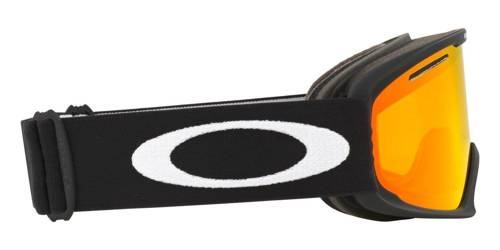 Oakley Gogle O Frame 2.0 XL Matte Black / Fire Iridium & Persimmon OO7045-45 - small4