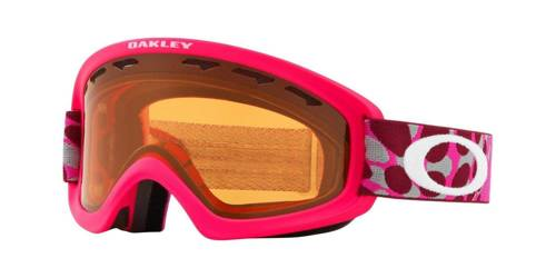 Oakley Gogle O Frame 2.0 XS OctoFlow Coral Pink / Persimmon OO7048-14 - small1