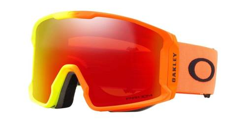 Oakley Gogle Line Miner 2018 Team Oakley / Prizm Snow Torch Iridium OO7070-35 - small1