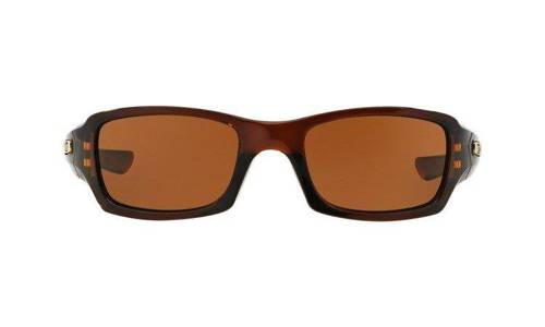 Oakley FIVES SQUARED Rootbeer/Dark Bronze OO9238-07 - small2