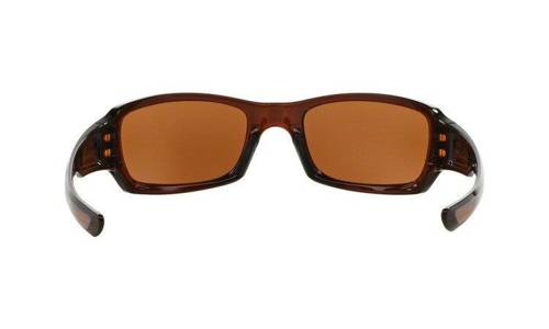 Oakley FIVES SQUARED Rootbeer/Dark Bronze OO9238-07 - small3
