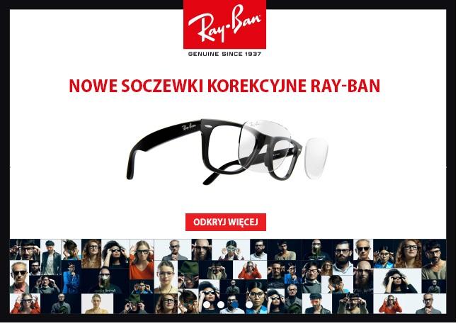 02fbfb585e9938 Soczewki korekcyjne Ray-Ban do opraw korekcyjnych
