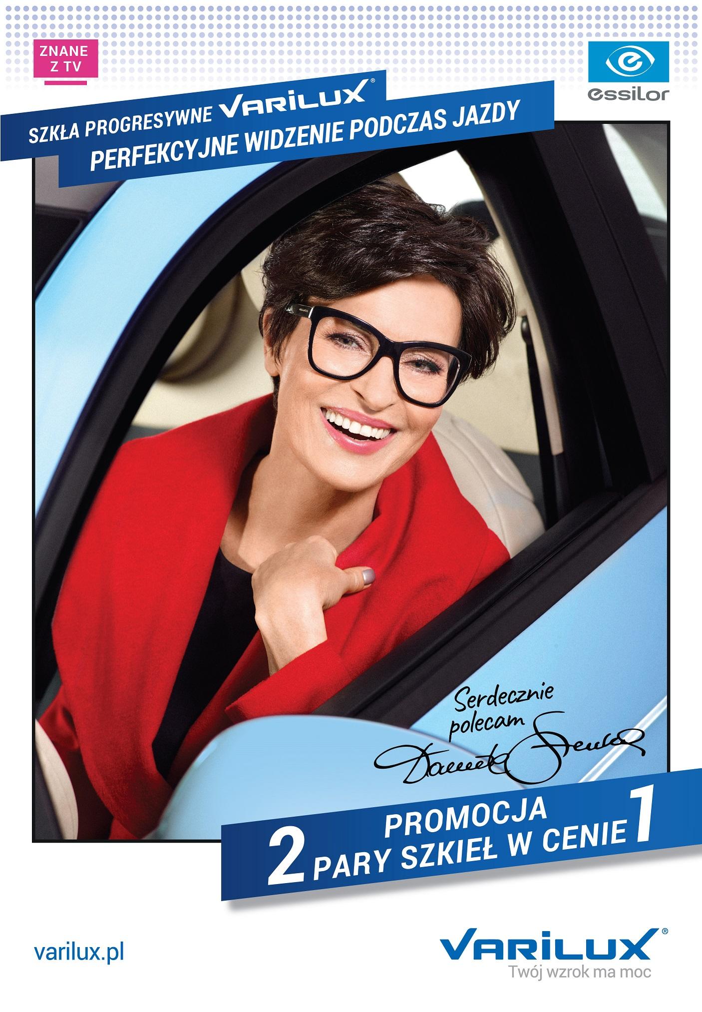 4d29525af31f Wielka kampania Varilux - Okulary progresywne - Kampania znana z TV