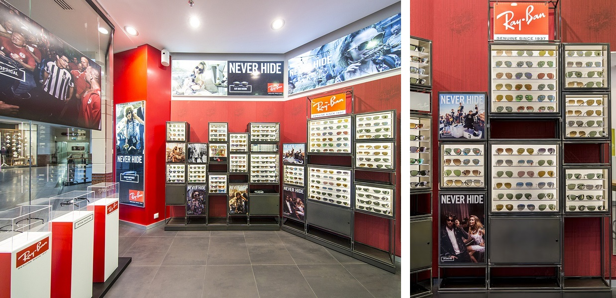Optique Arkadia - Ray-Ban, Oakley, Vogue, Gepetto