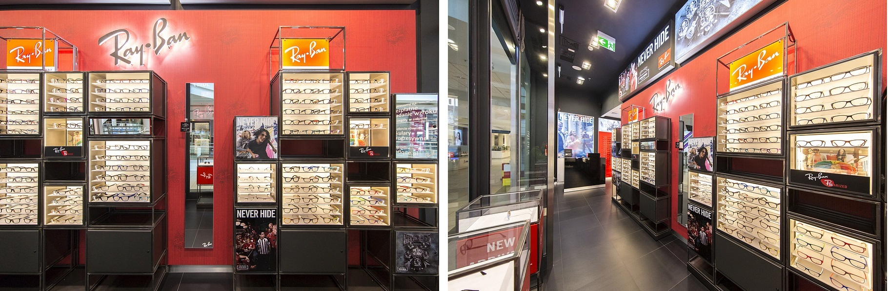 Butique Optique Galeria Mokotów - Ray-Ban, Oakley, Persol