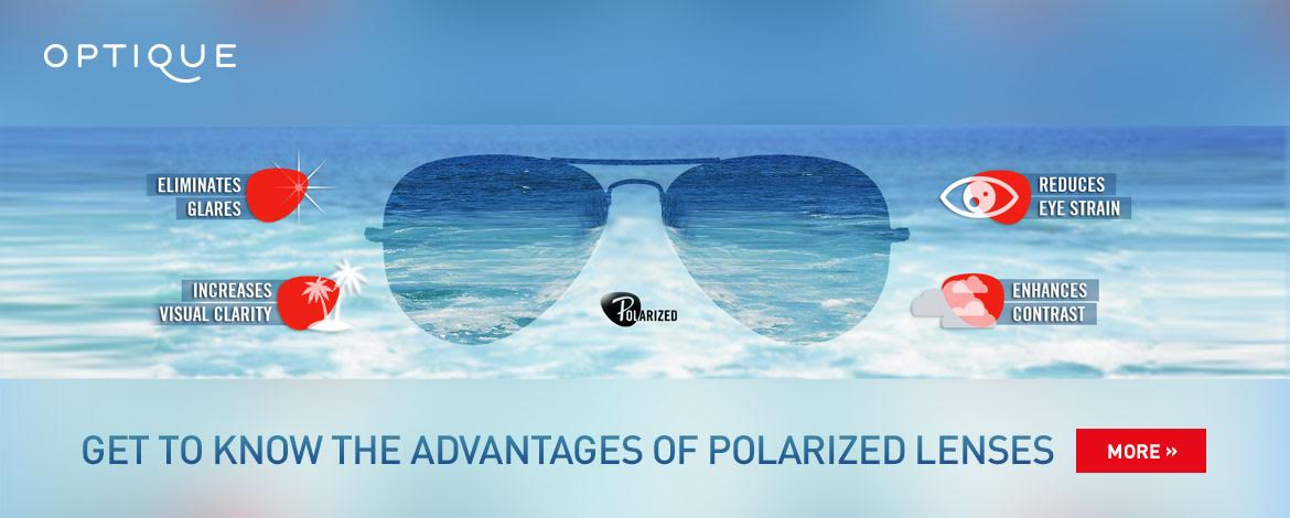 The Advatages Of Polarized Lenses
