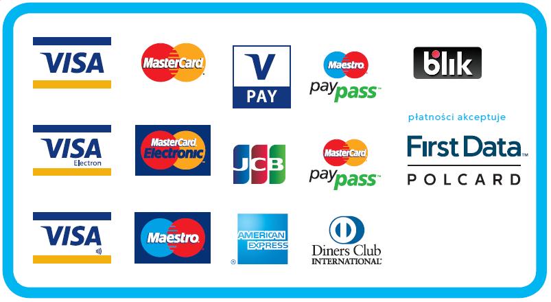 Płatności w punktach stacjonarnych
