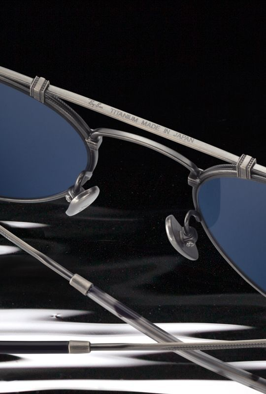 Ray-Ban Round Titanium Japan Collection