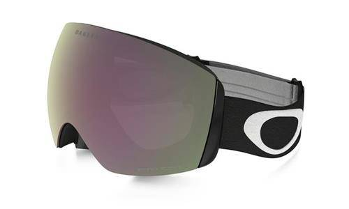 5bad3e61aa8 Gogle Oakley FLIGHT DECK XM Matte Black Prizm Hight Intensity Pink Iridium  OO7064-45